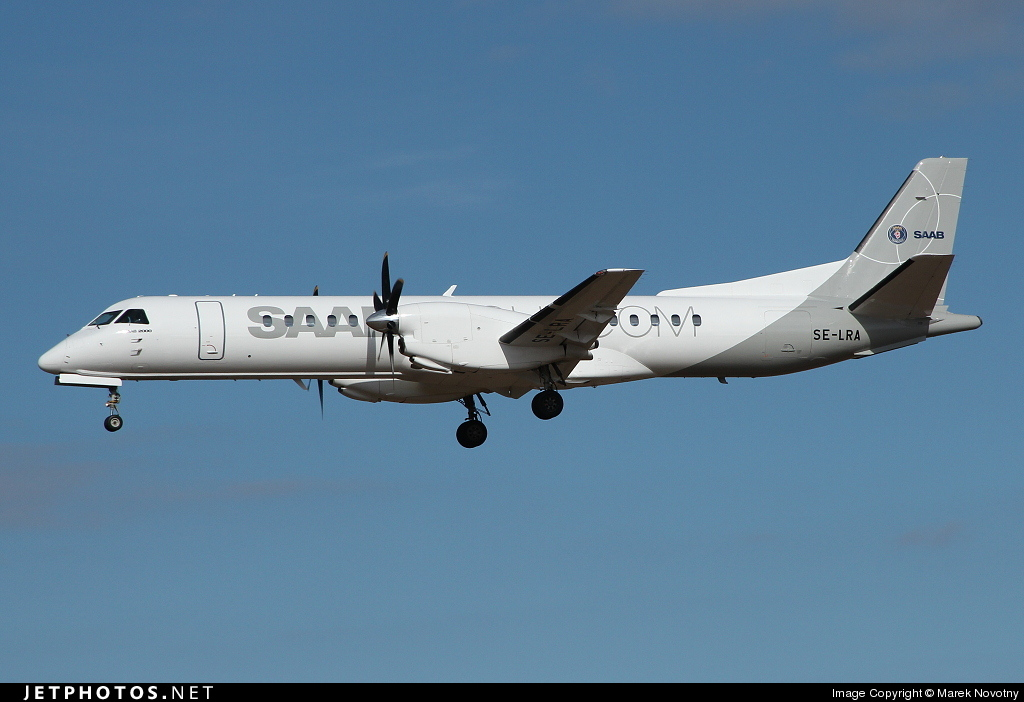 Photo of SE-LRA Saab 2000 by Marek Novotny
