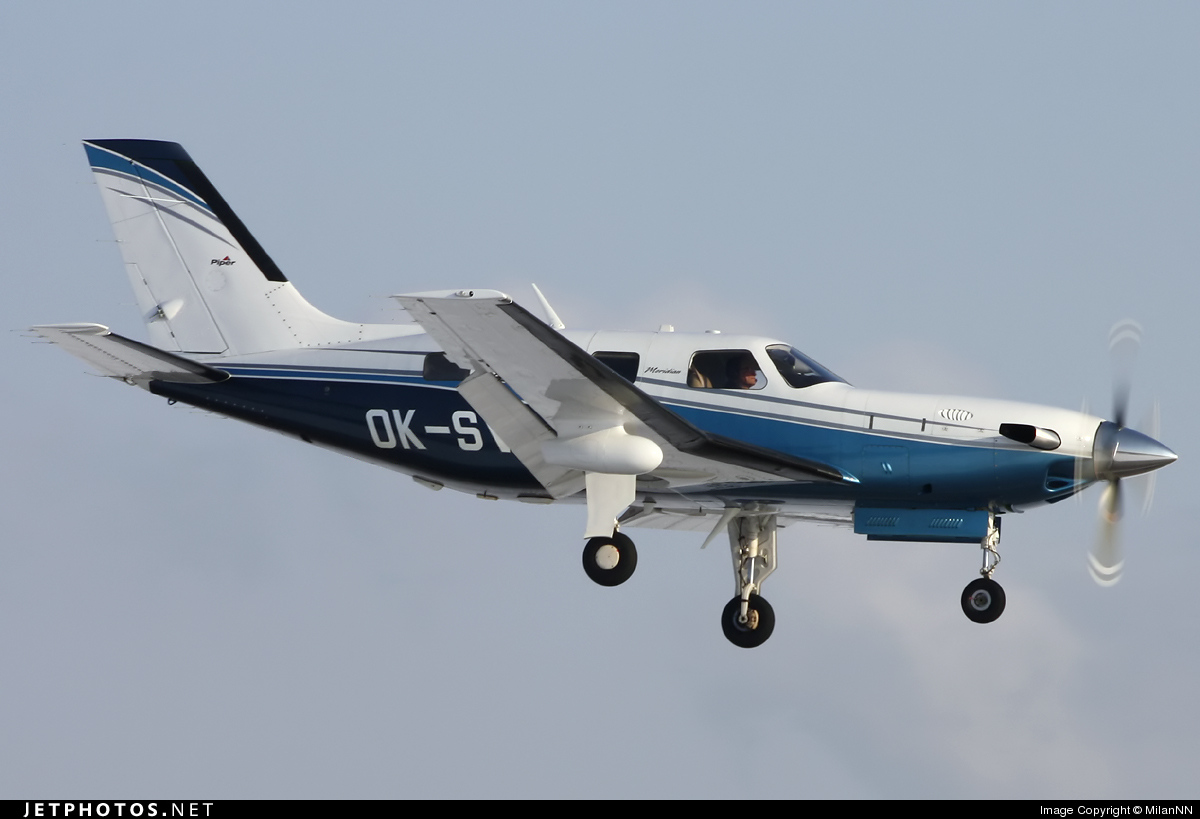 Photo of OK-SVK Piper PA-46-500TP Meridian by MilanNN