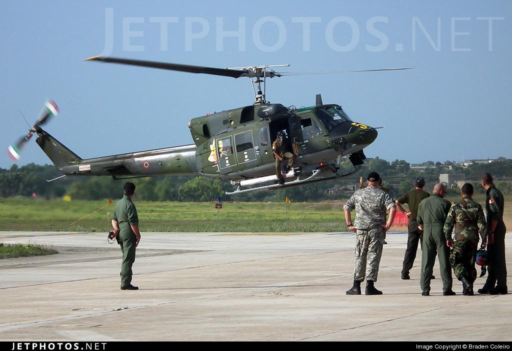 Photo of MM81159 Agusta-Bell AB-212AM by Braden Coleiro