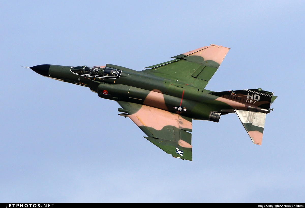 Photo of 74-1627 McDonnell Douglas QF-4E Phantom II by Freddy Florent