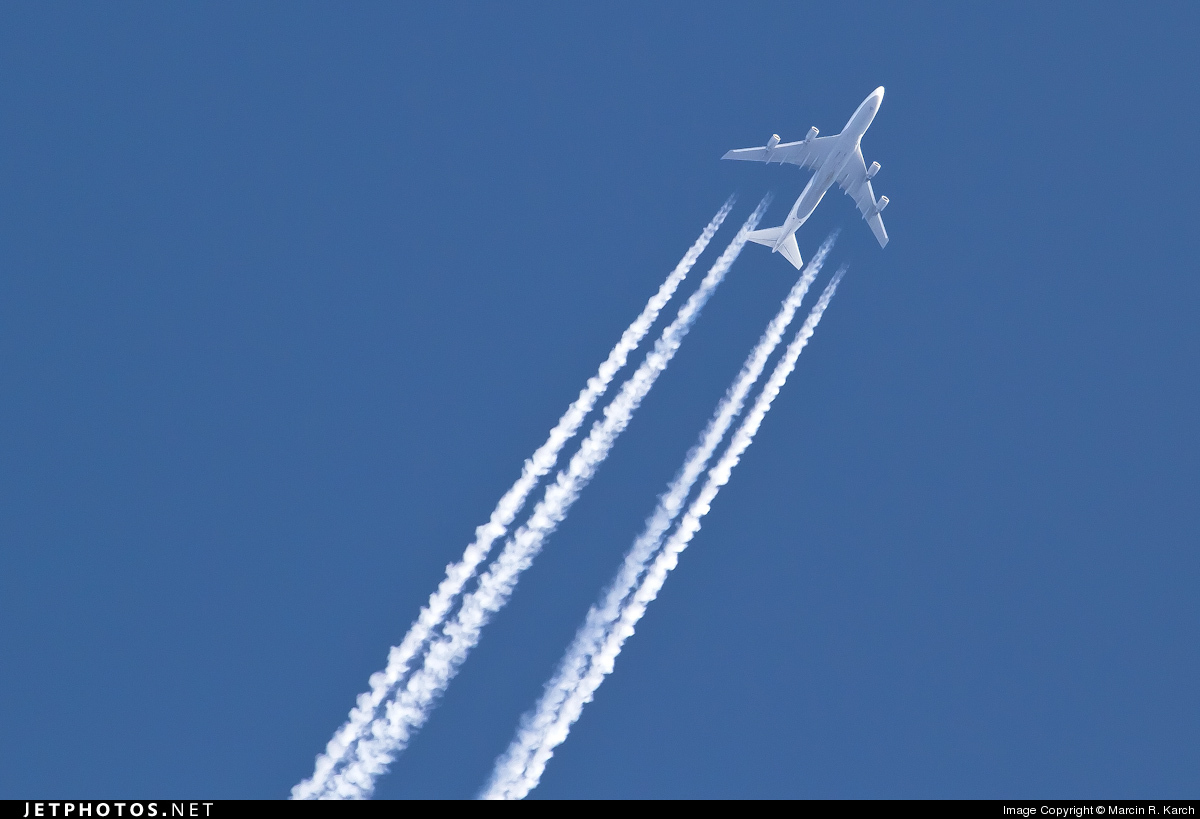 Photo of D-ABVA Boeing 747-430 by Marcin R. Karch