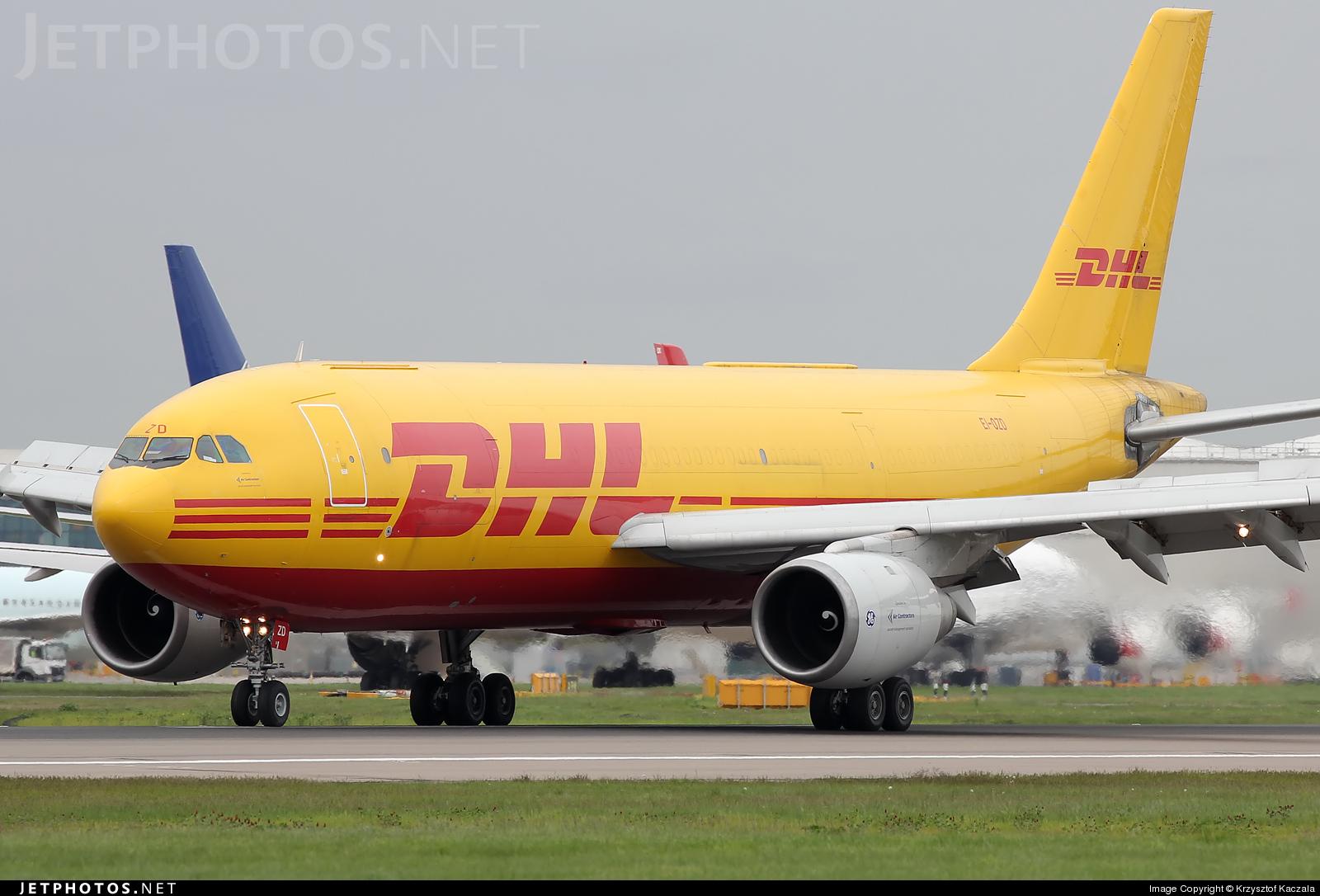 Photo of EI-OZD Airbus A300B4-203(F) by Krzysztof Kaczala