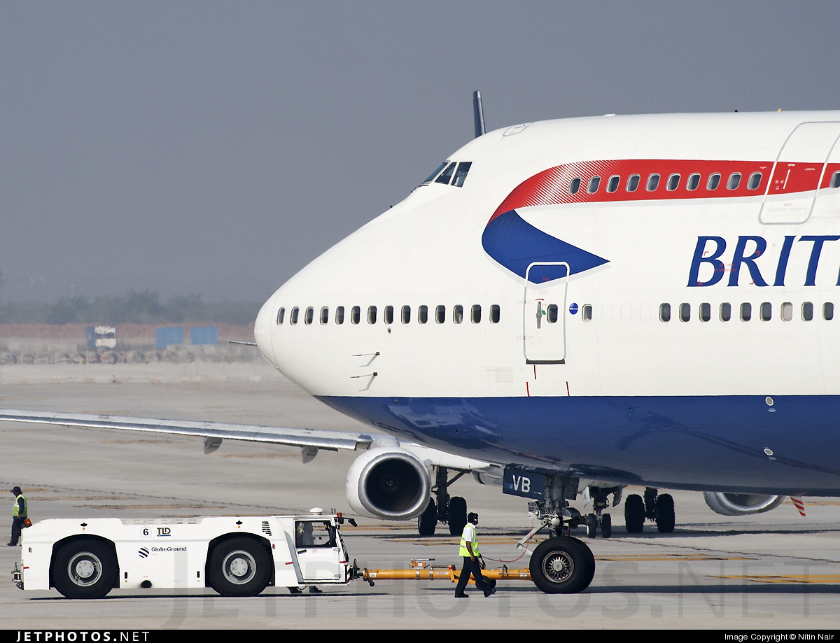 Photo of G-CIVB Boeing 747-436 by Nitin Nair