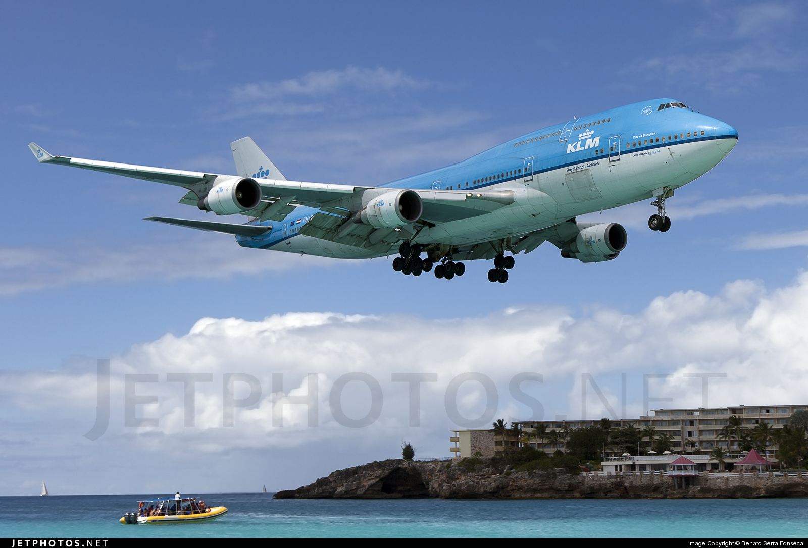 Photo of PH-BFB Boeing 747-406 by Renato Serra Fonseca - AirTeamImages