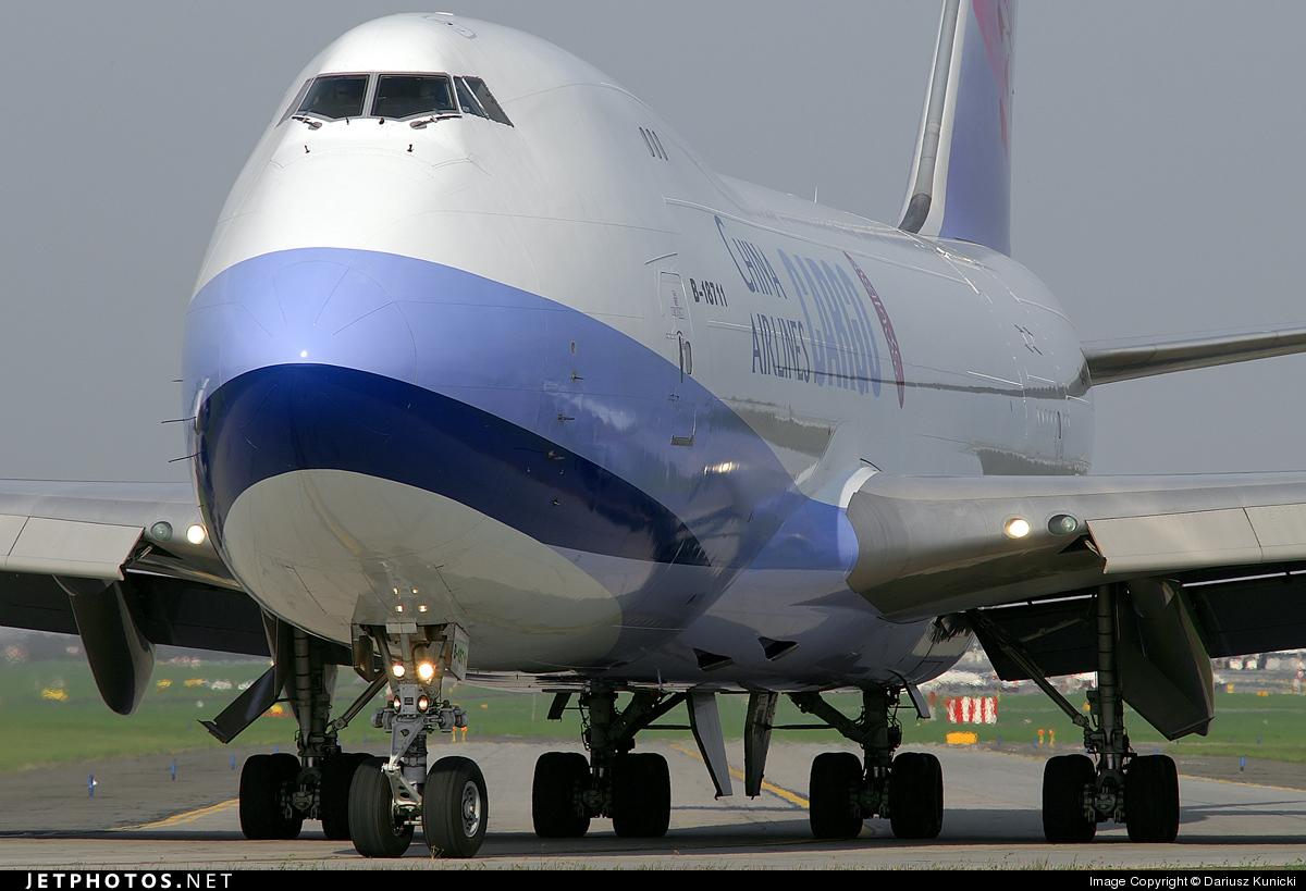 Photo of B-18711 Boeing 747-409F(SCD) by Dariusz Kunicki
