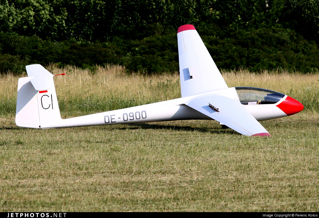 Photo of OE-0900 Bolkow Phoebus C by Ferenc Kolos