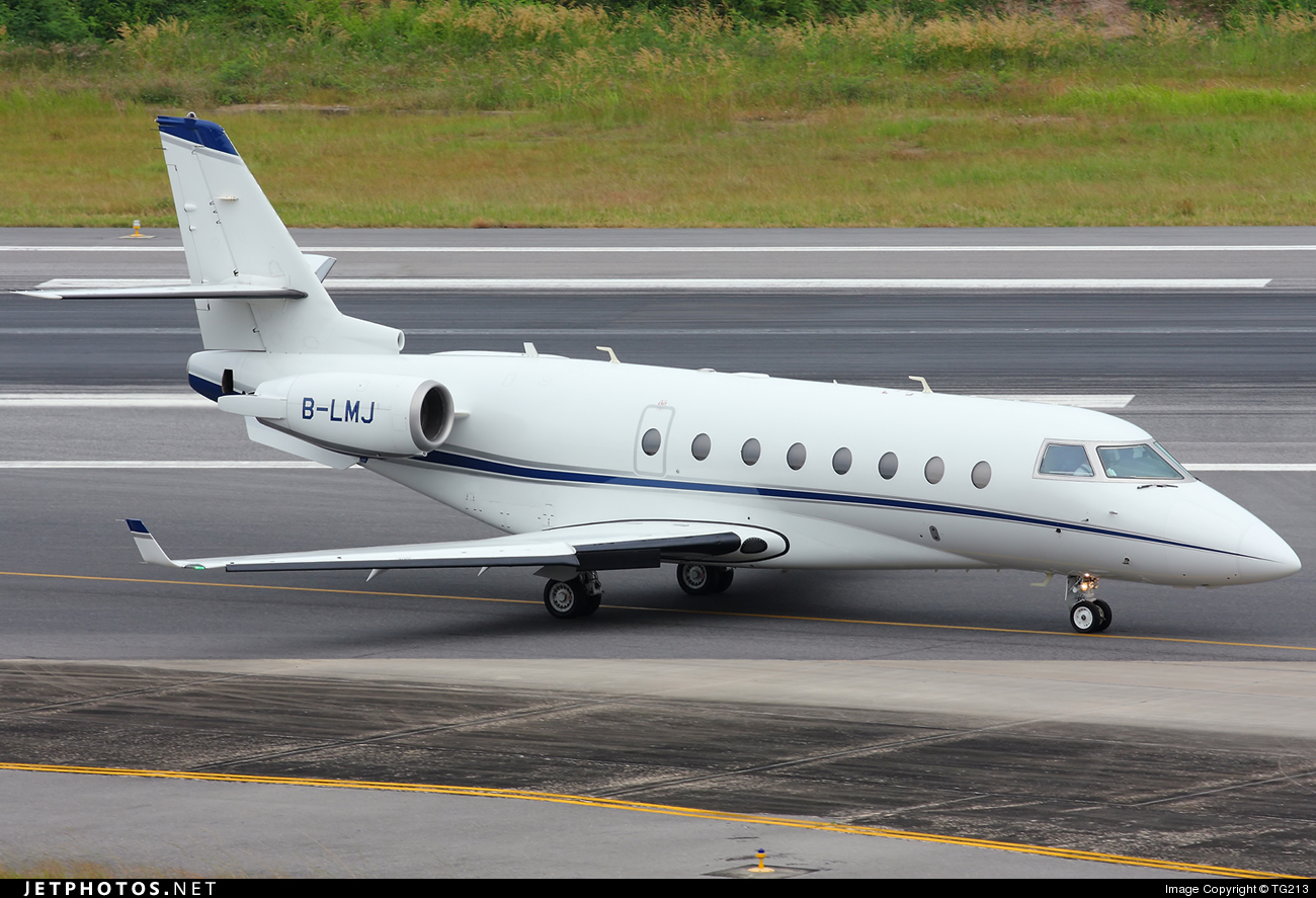 Photo of B-LMJ Gulfstream G200 by TG213