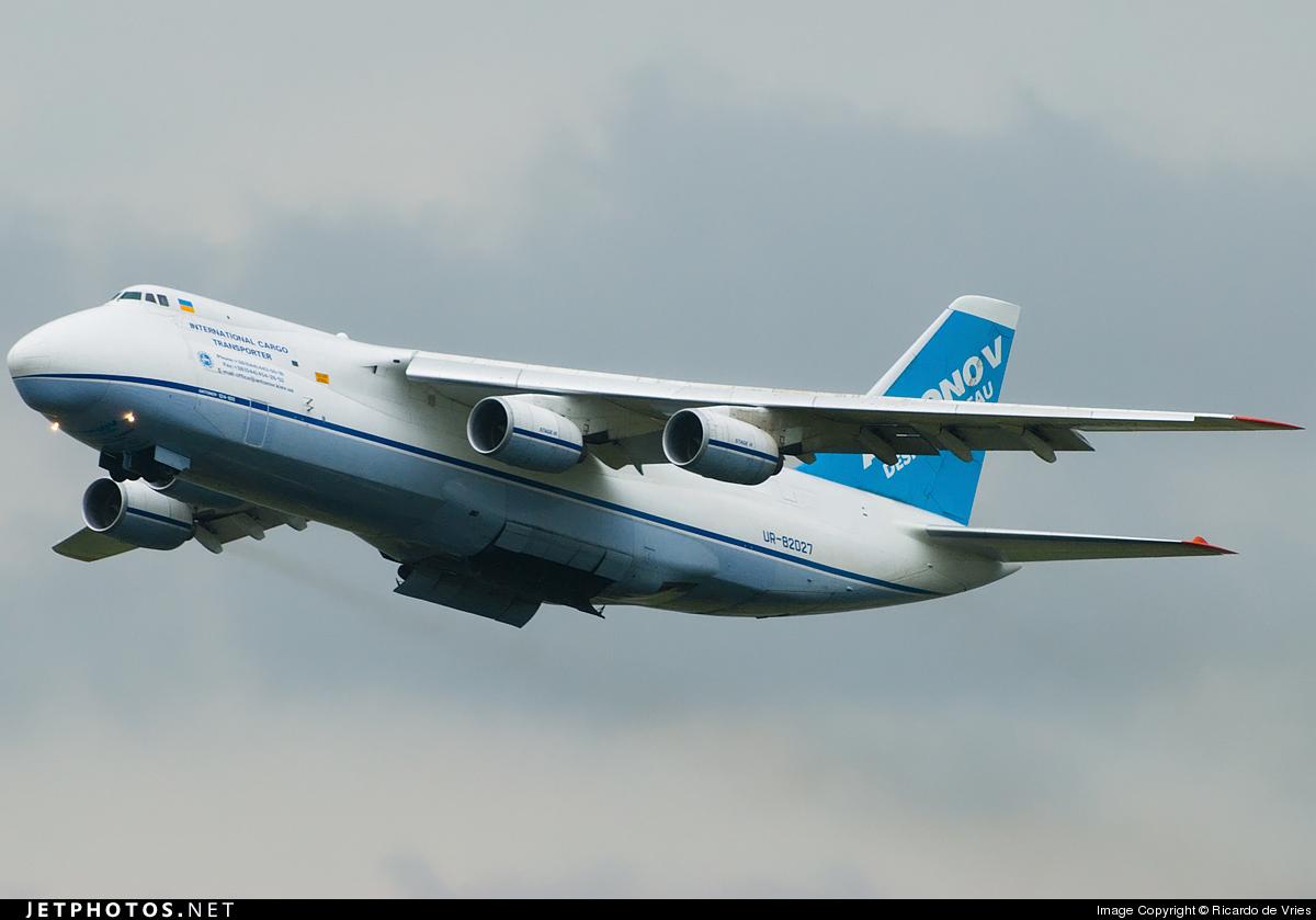 Photo of UR-82027 Antonov An-124-100M Ruslan by Ricardo de Vries