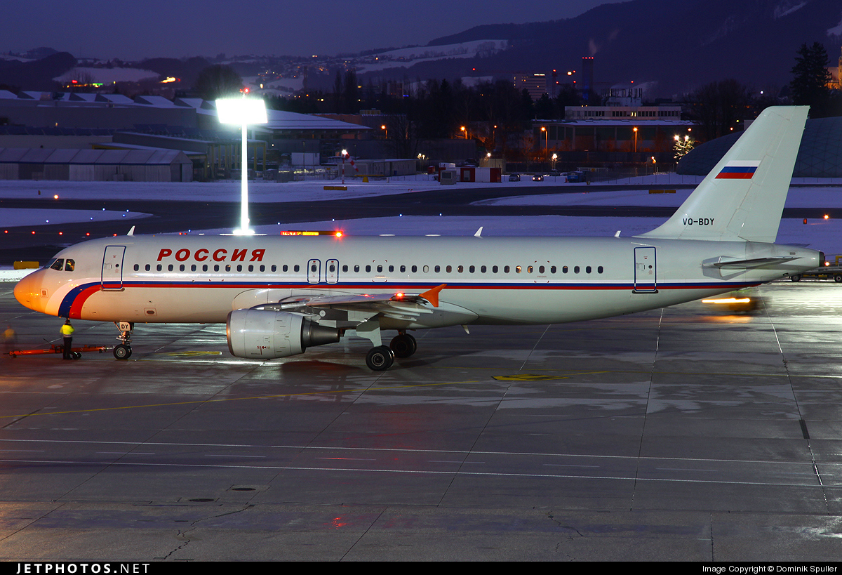 Photo of VQ-BDY Airbus A320-214 by Dominik Spuller