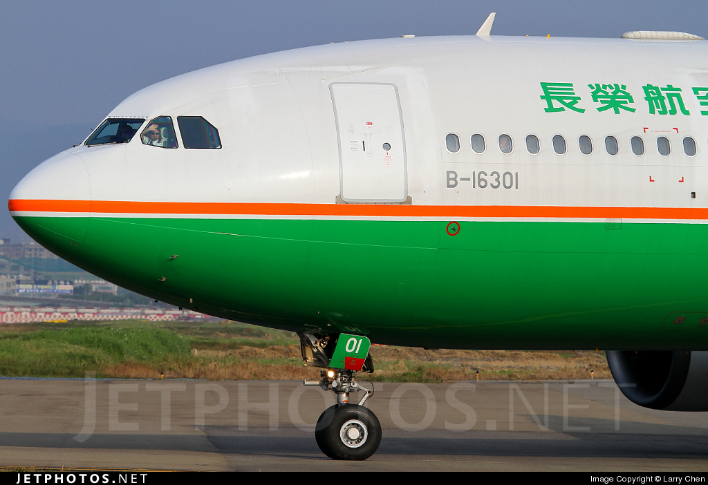 Photo of B-16301 Airbus A330-203 by Larry Chen