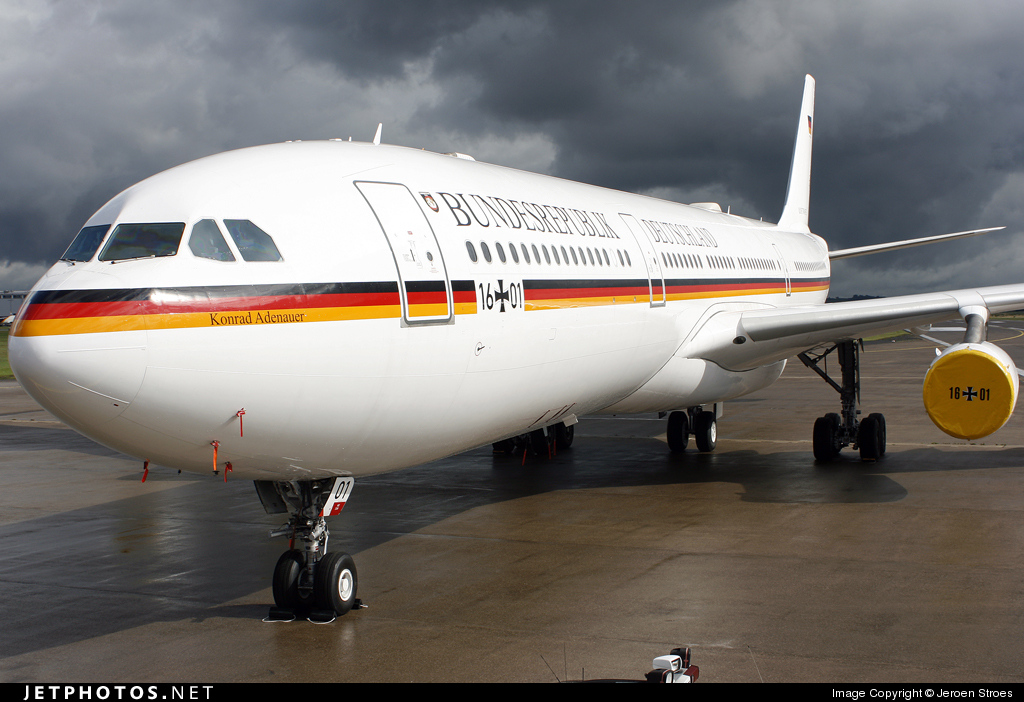Photo of 16-01 Airbus A340-313X by Jeroen Stroes