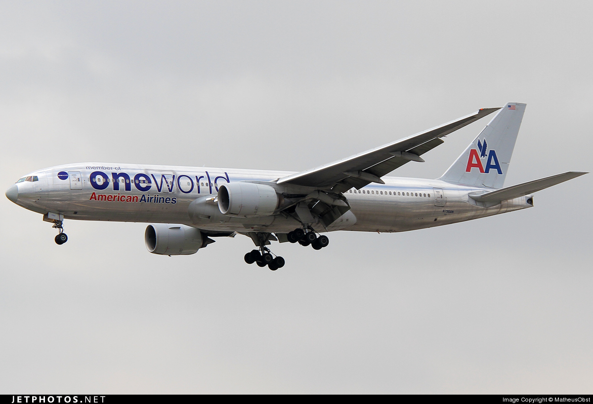 Photo of N796AN Boeing 777-223(ER) by MatheusObst