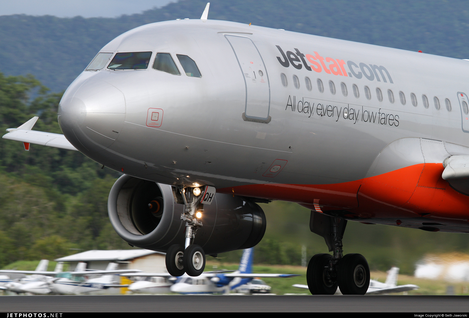 Photo of VH-VQH Airbus A320-232 by Seth Jaworski