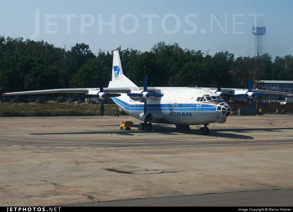 Photo of RA-93913 Antonov An-12BP by Marius Höpner