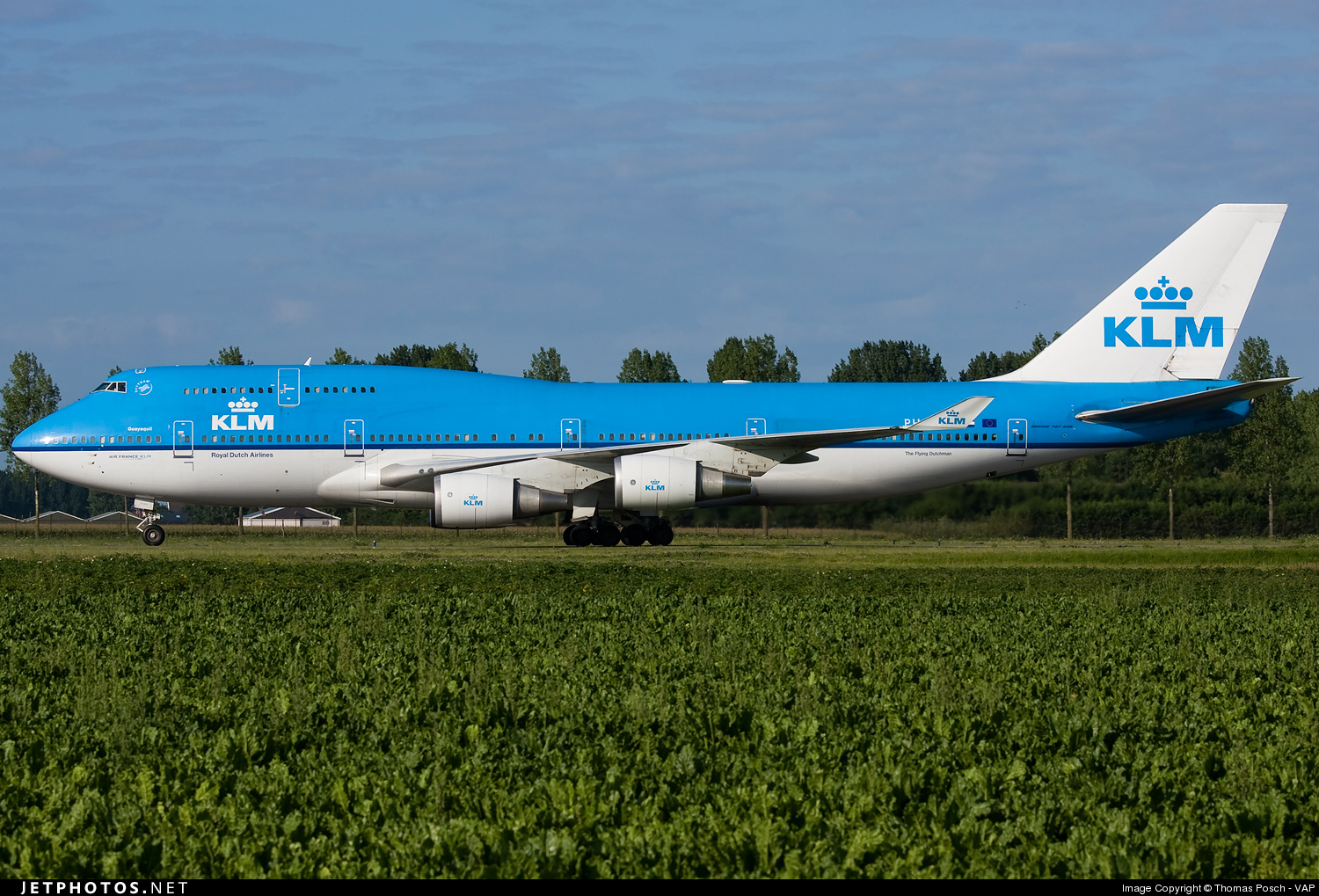 Photo of PH-BFG Boeing 747-406 by Thomas Posch - VAP