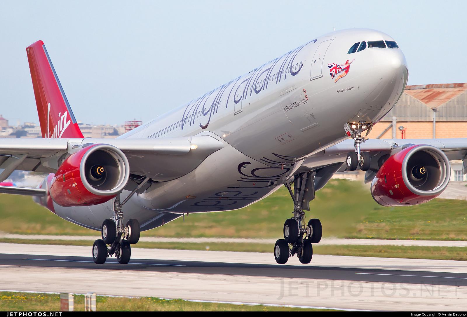 Photo of G-VSXY Airbus A330-343 by Melvin Debono