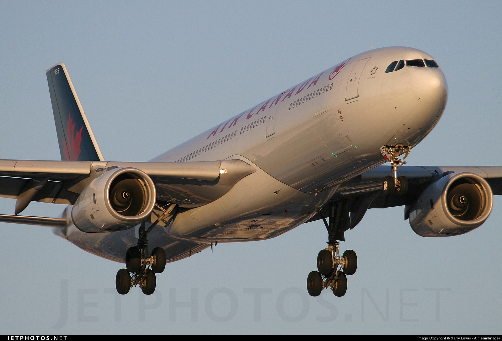 Photo of C-GHKR Airbus A330-343 by Garry Lewis - AirTeamImages