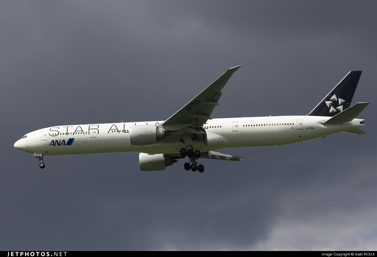 Photo of JA731A Boeing 777-381ER by Gaël ROUX