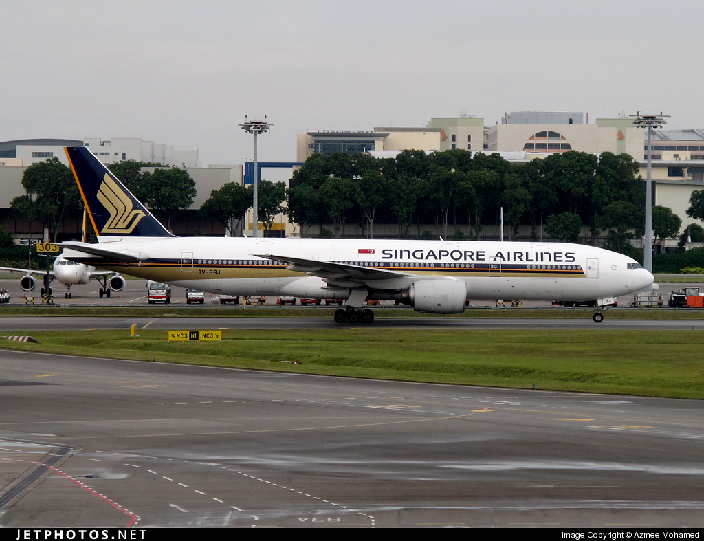 Photo of 9V-SRJ Boeing 777-212(ER) by Azmee Mohamed