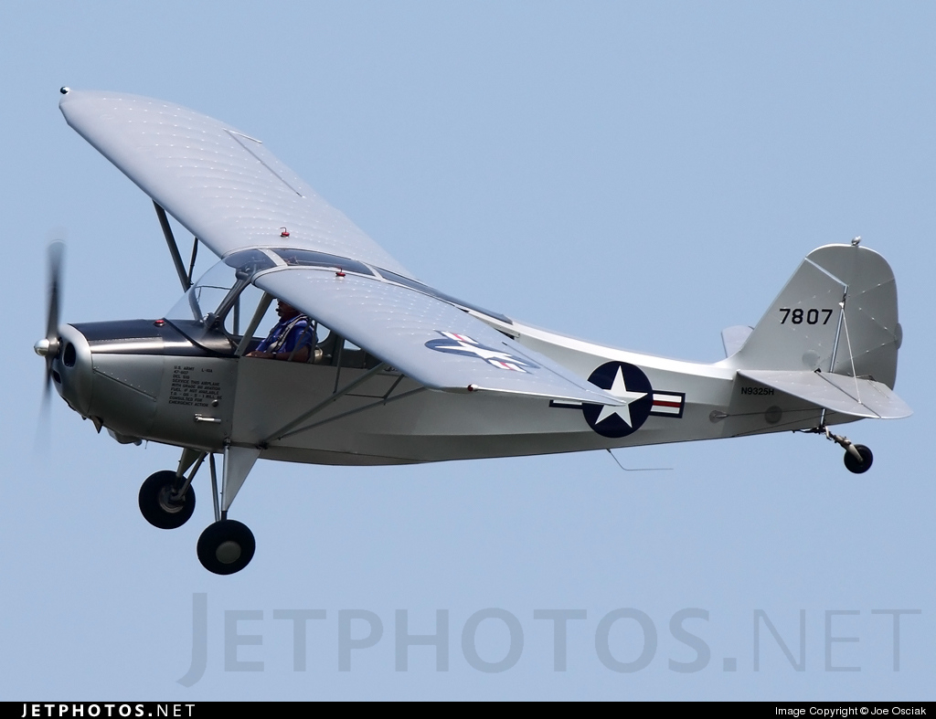 Photo of N9325H Aeronca 7AC Champion by Joe Osciak