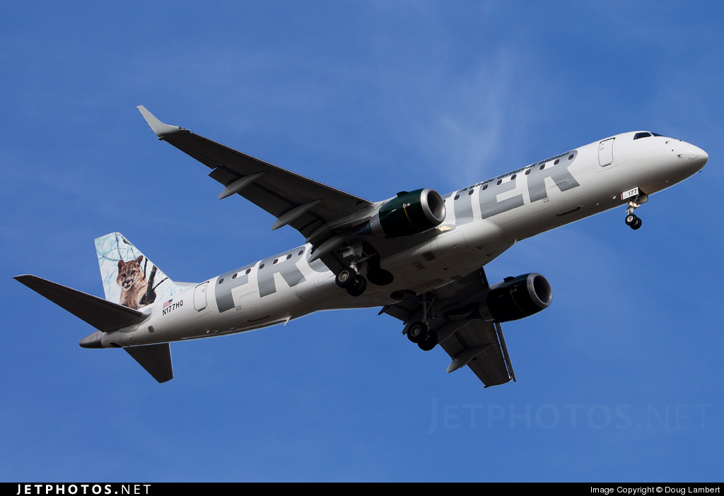 Photo of N177HQ Embraer 190-100IGW by Doug Lambert