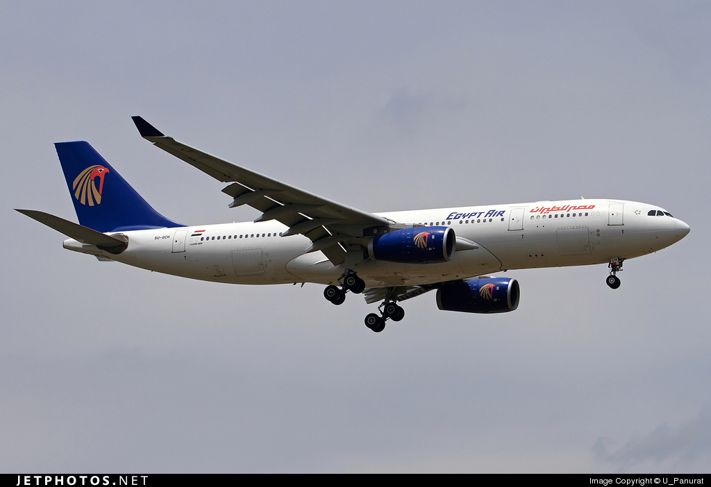 Photo of SU-GCH Airbus A330-243 by U_Panurat