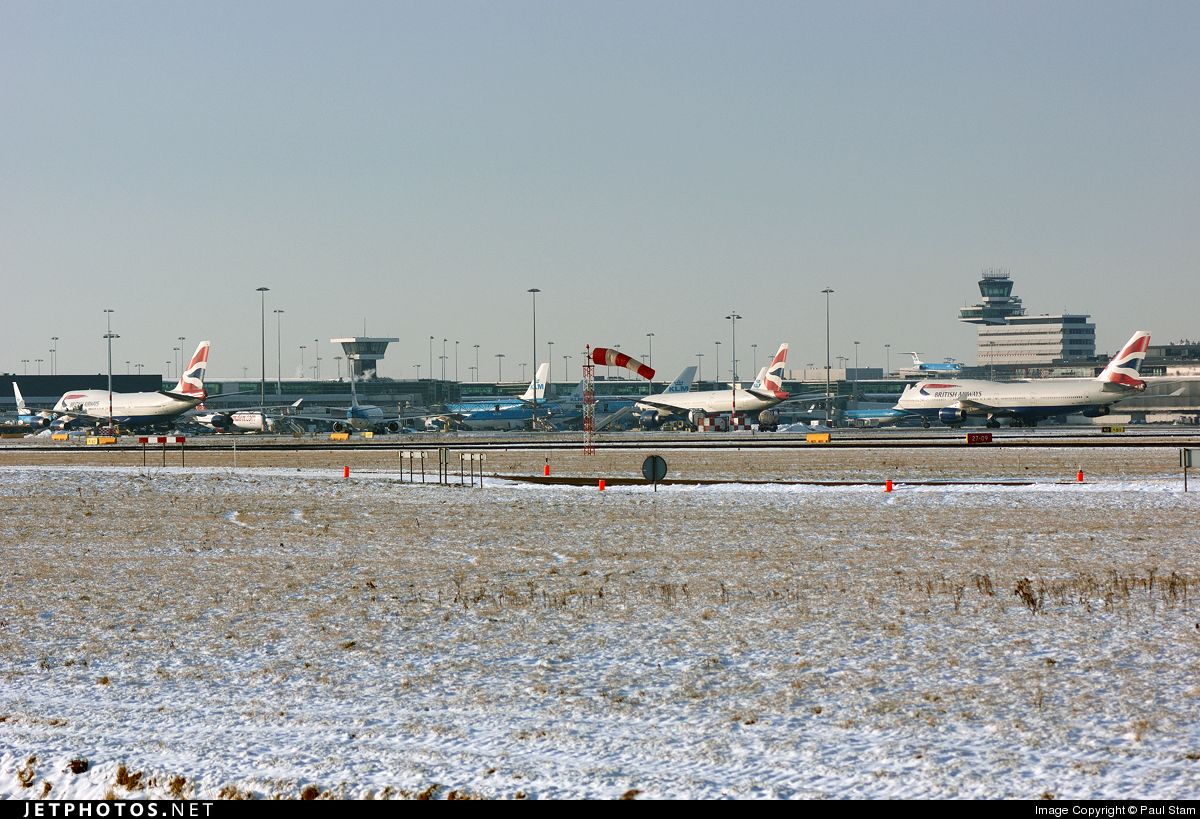 Photo of EHAM Airport by Paul Stam