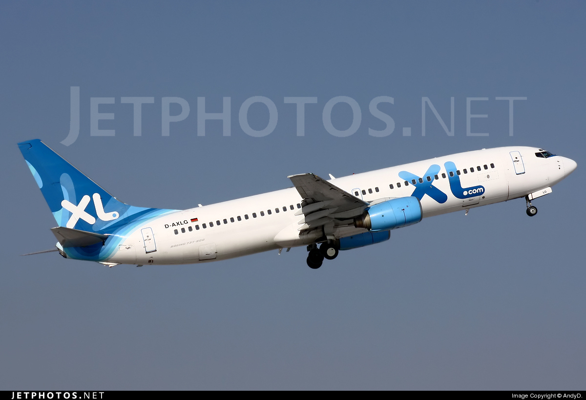 Photo of D-AXLG Boeing 737-8Q8 by AndyD.