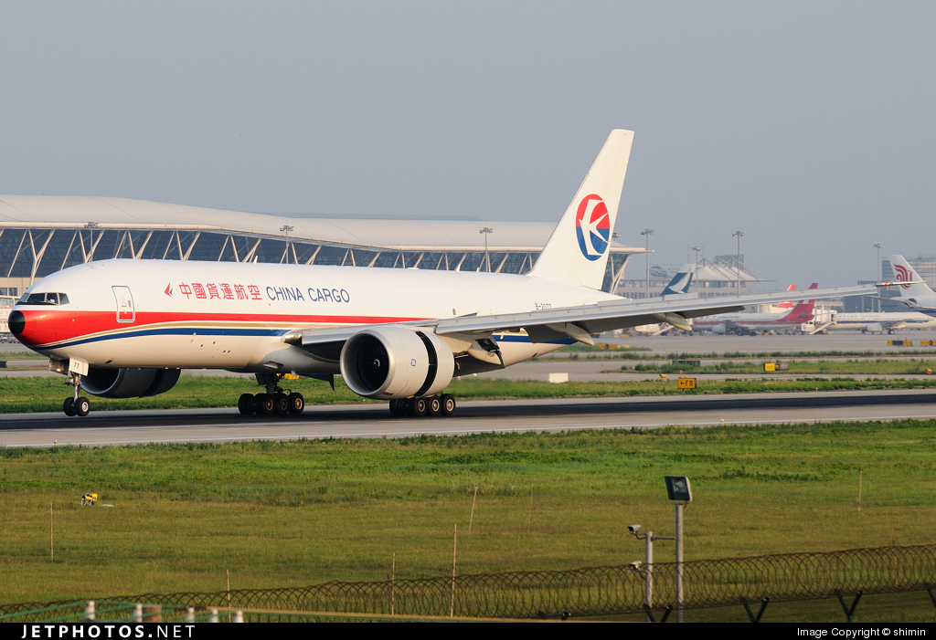 Photo of B-2077 Boeing 777-F6N by shimin