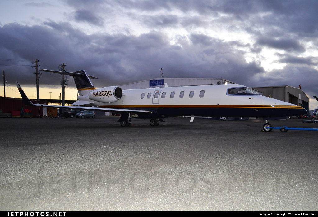Photo of N435DC Bombardier Learjet 45 by Jose Marquez
