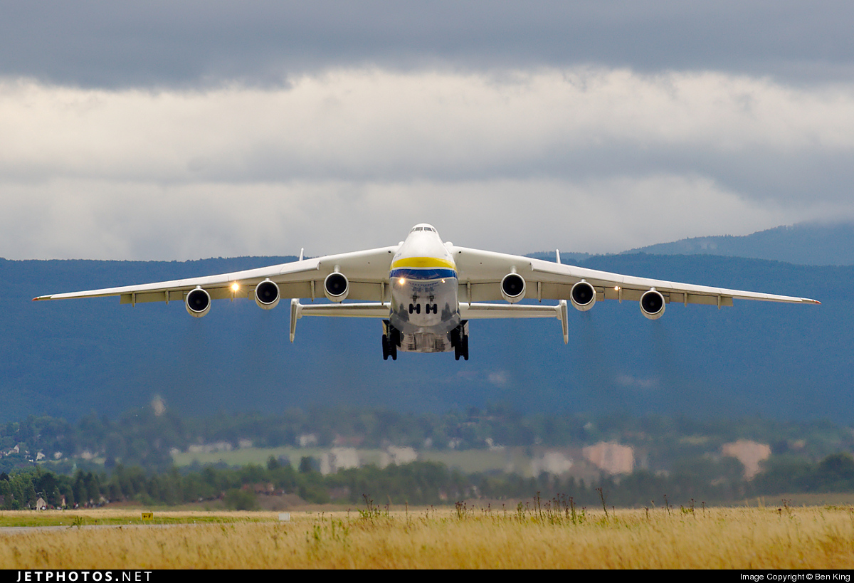Photo of UR-82060 Antonov An-225 Mriya by Ben King