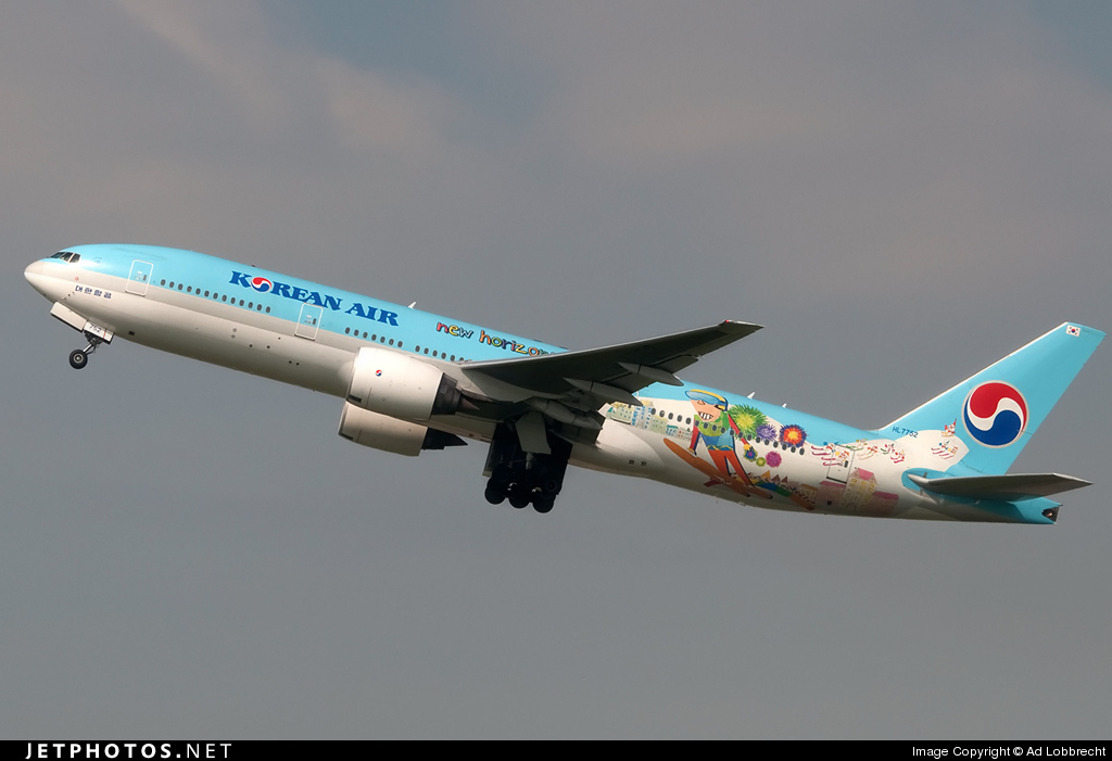 Photo of HL7752 Boeing 777-2B5(ER) by Ad Lobbrecht