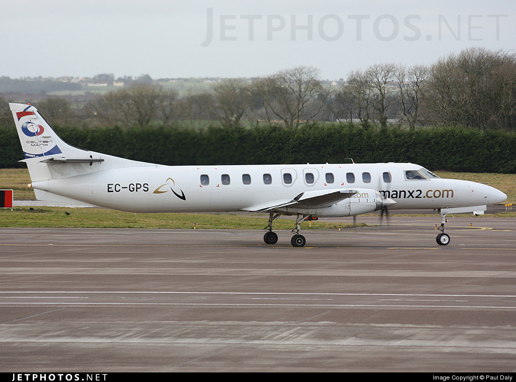 Photo of EC-GPS Fairchild SA227-AC Metro III by Paul Daly