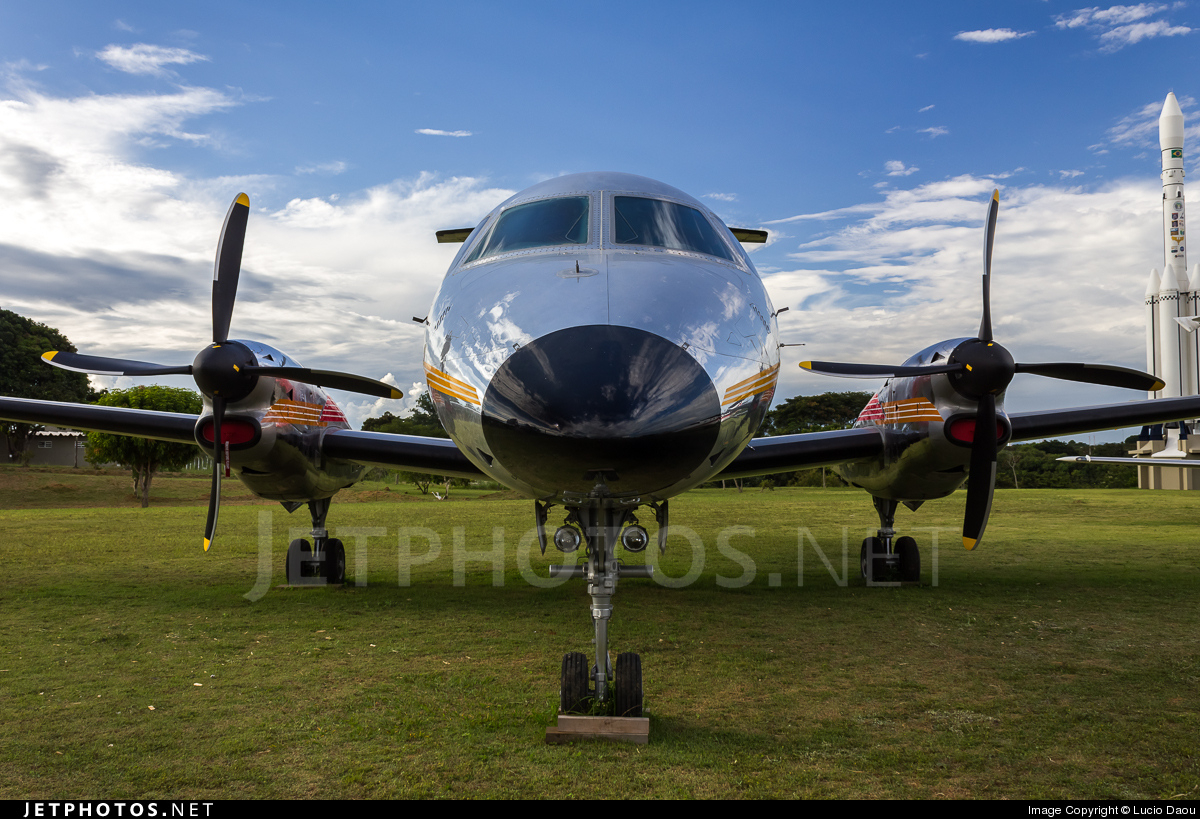 Photo of PT-ZBA Embraer EMB-120 Brasília by Lucio Daou - AirTeamImages