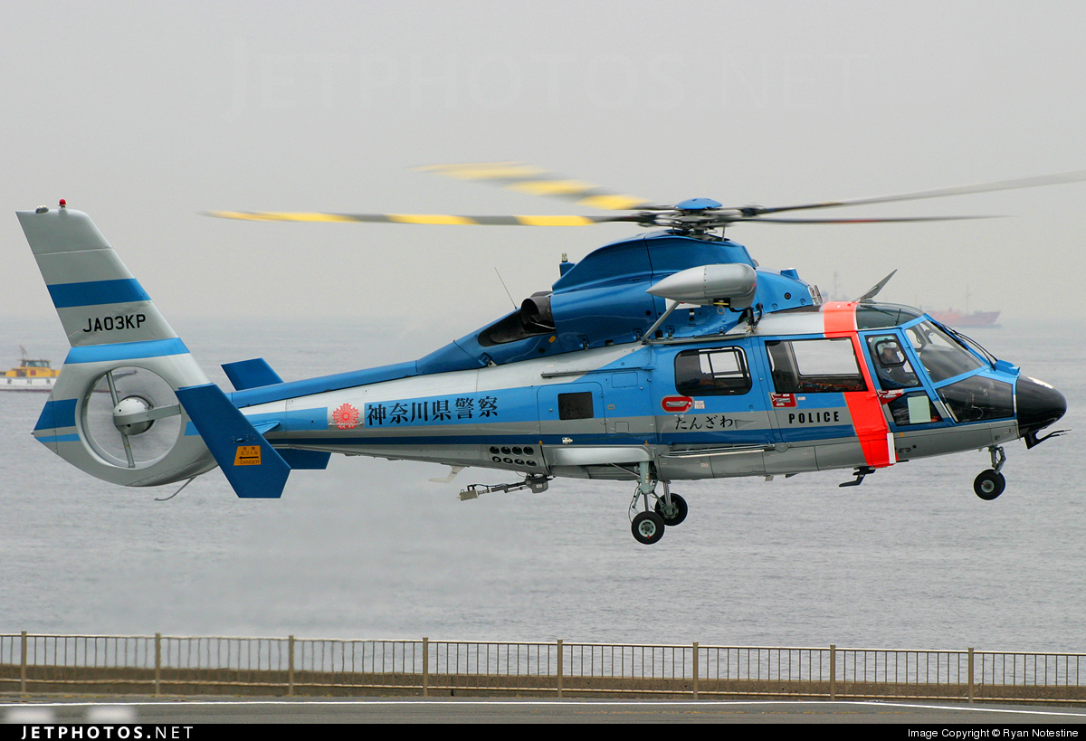 Photo of JA03KP Eurocopter AS 365N3 Dauphin by Ryan Notestine