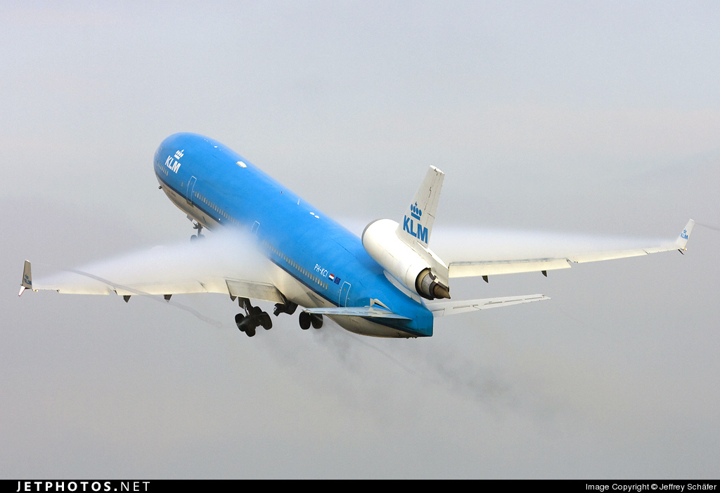 Photo of PH-KCI McDonnell Douglas MD-11 by Jeffrey Schäfer