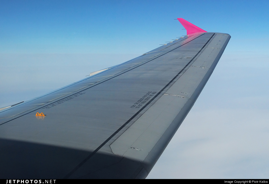 Photo of HA-LPN Airbus A320-232 by Piotr Kalba