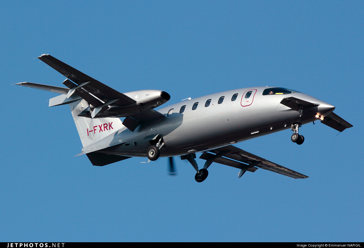 Photo of I-FXRK Piaggio P-180 Avanti II by Emmanuel NARGIL