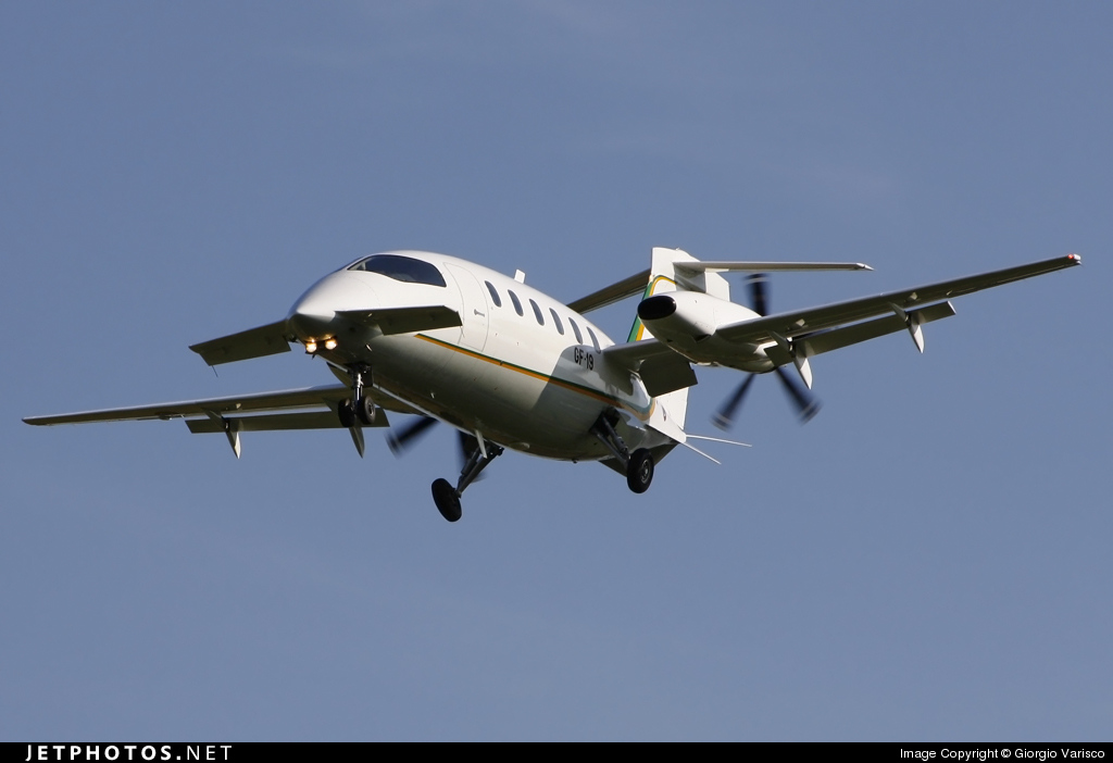 Photo of MM62249 Piaggio P-180AM Avanti by Giorgio Varisco