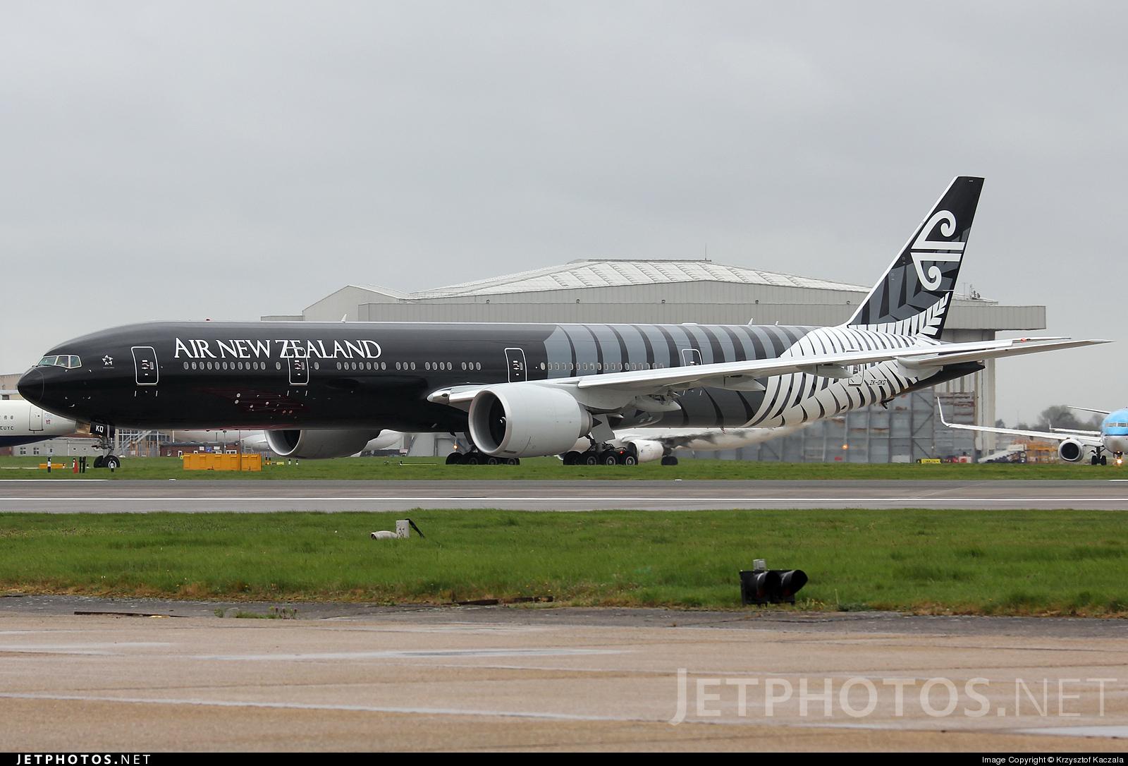 Photo of ZK-OKQ Boeing 777-319ER by Krzysztof Kaczala