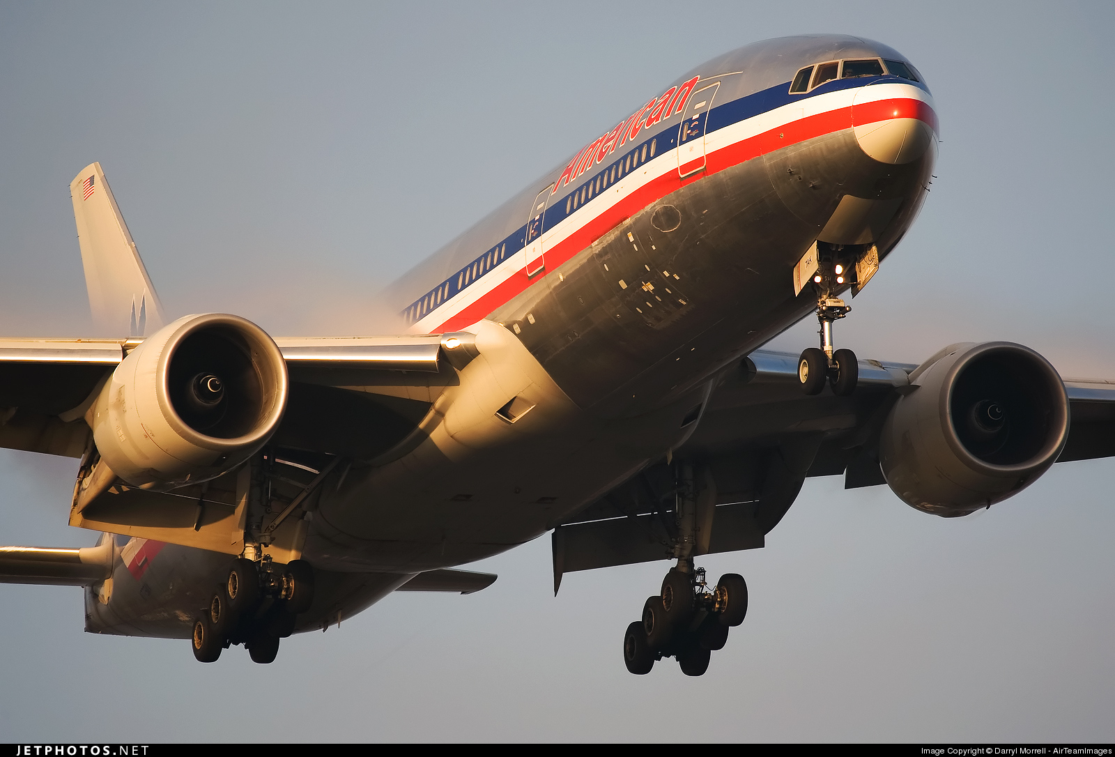 Photo of N779AN Boeing 777-223(ER) by Darryl Morrell - AirTeamImages