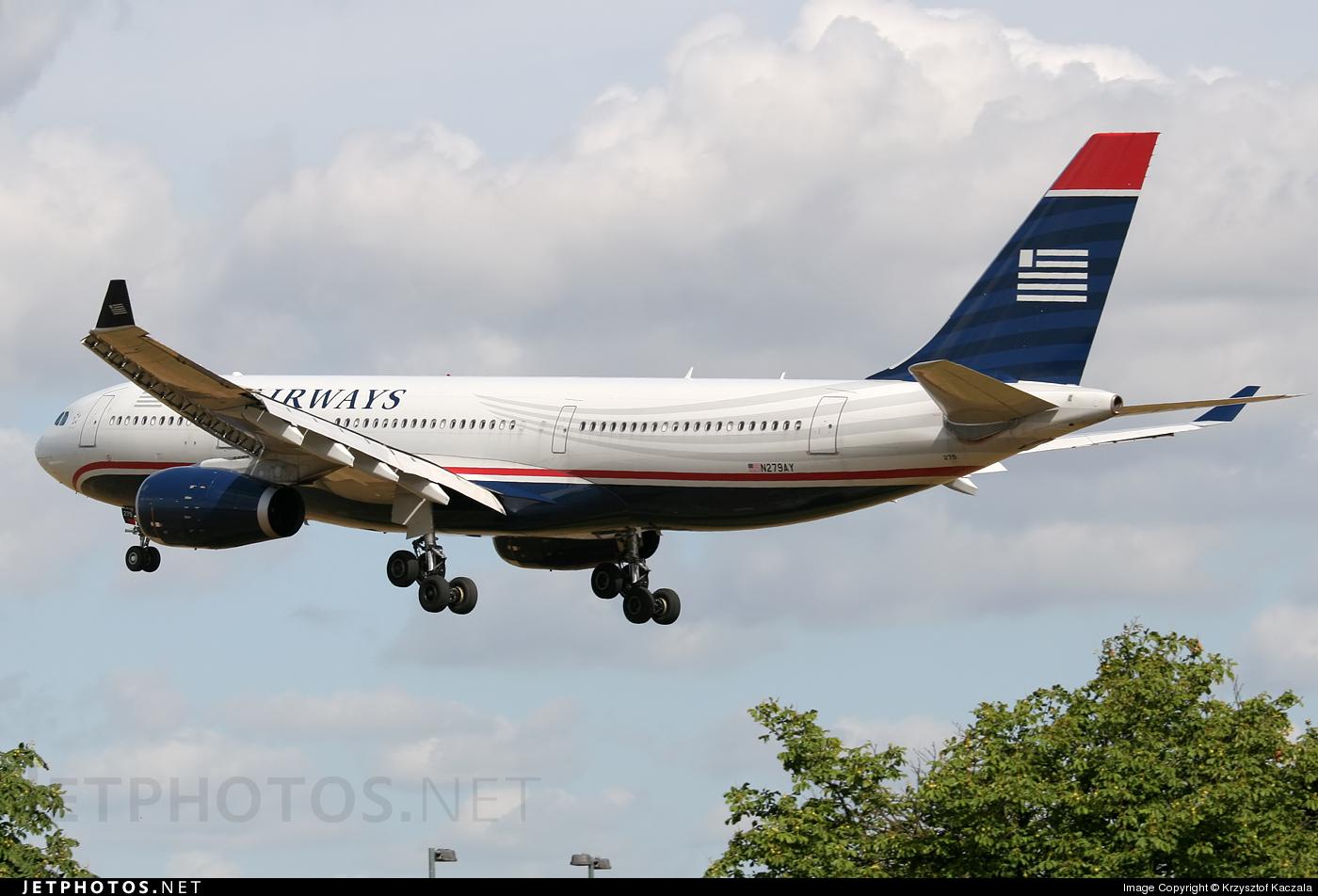 Photo of N279AY Airbus A330-243 by Krzysztof Kaczala