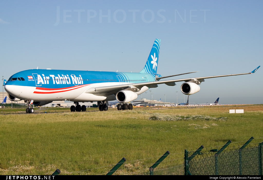 Photo of F-OLOV Airbus A340-313E by Alessio Farnetani