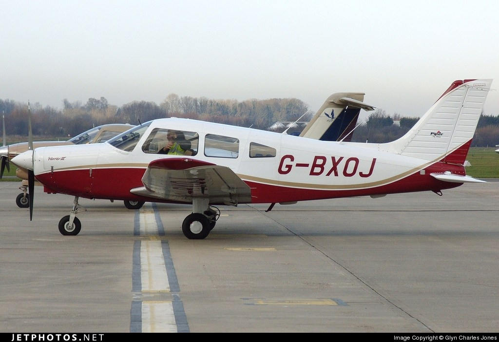 Photo of G-BXOJ Piper PA-28-161 Warrior III by Glyn Charles Jones