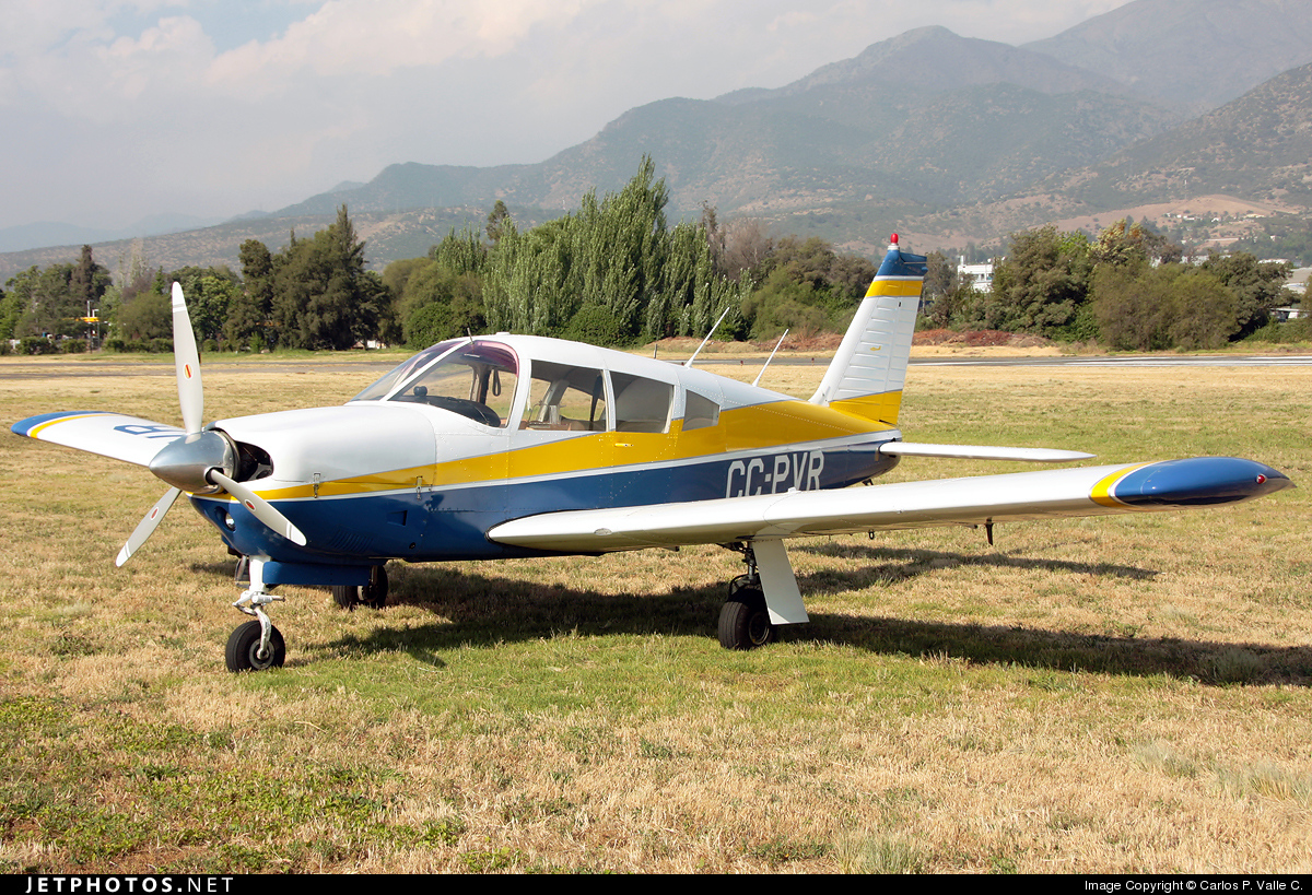Photo of CC-PVR Piper PA-28R-180 Cherokee Arrow by Carlos P. Valle C.