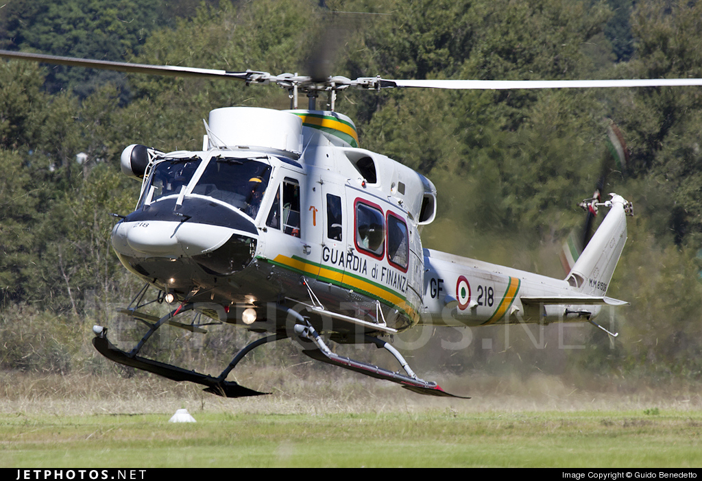 Photo of MM81506 Agusta-Bell AB-412HP by Guido Benedetto