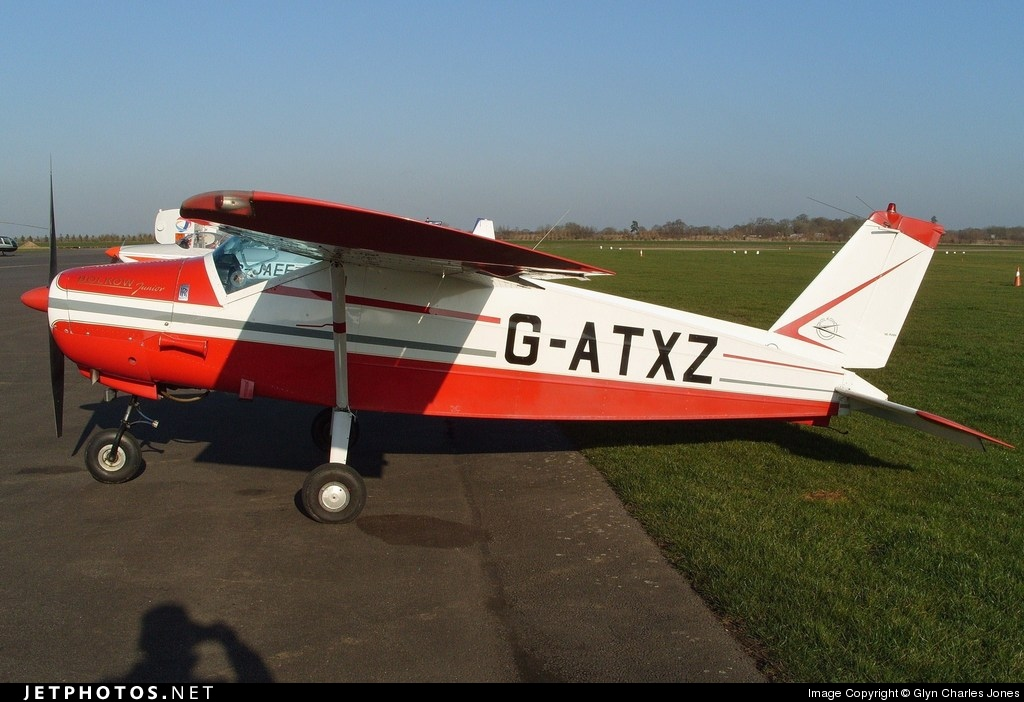 Photo of G-ATXZ Bolkow Bo208C Junior by Glyn Charles Jones