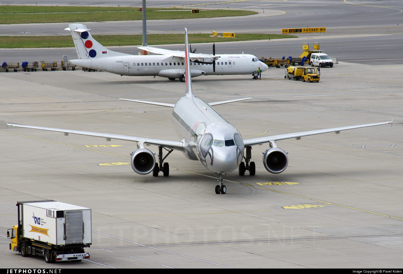Photo of OE-LEW Airbus A321-211 by Pavel Koten