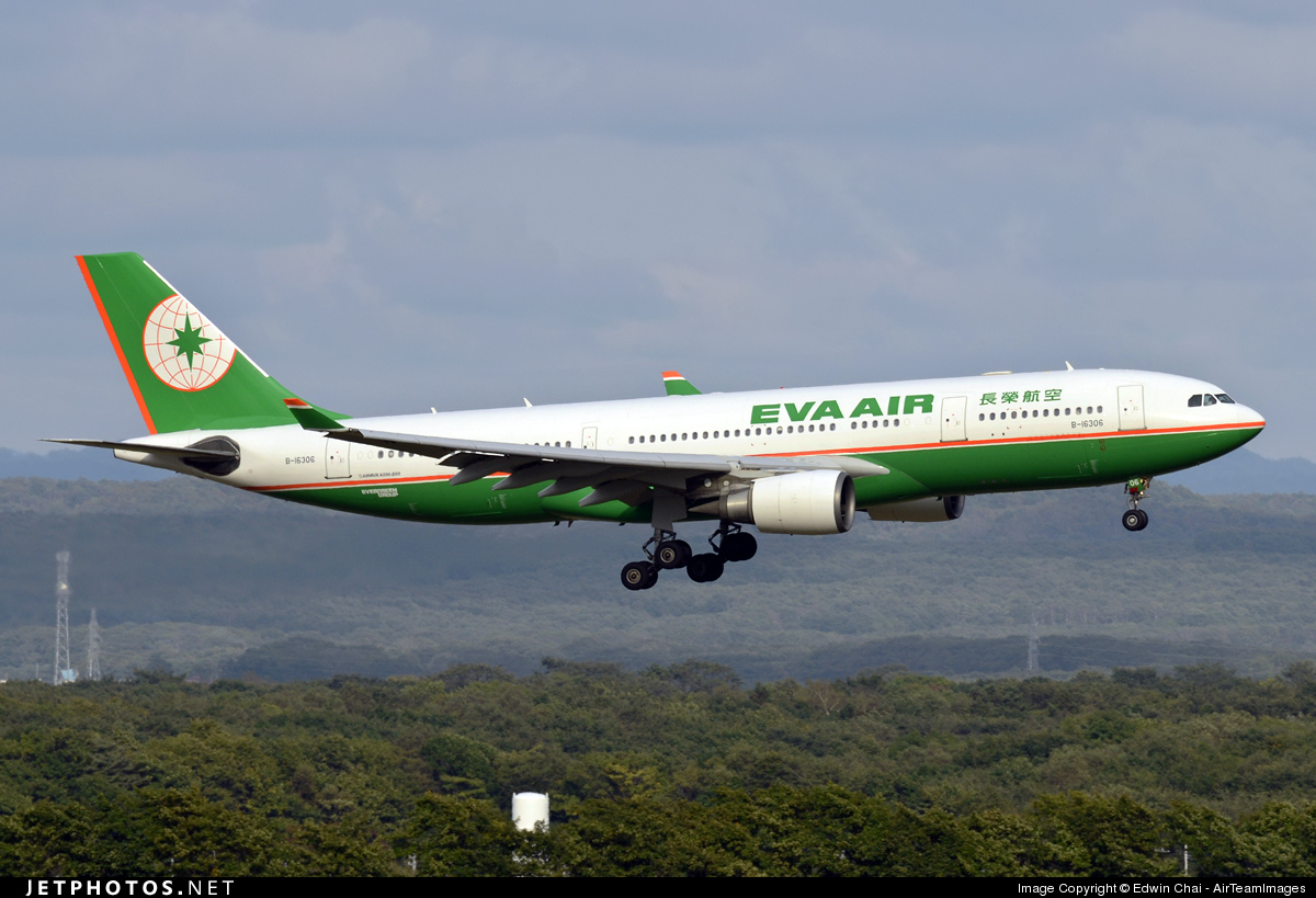 Photo of B-16306 Airbus A330-203 by Edwin Chai - AirTeamImages