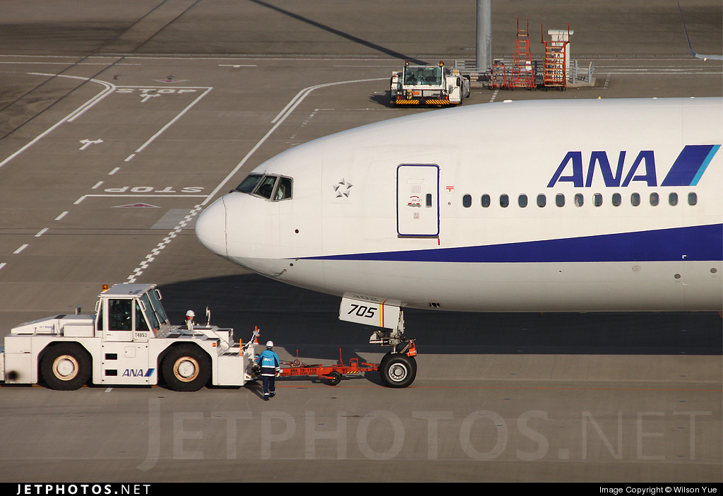 Photo of JA705A Boeing 777-281 by Wilson Yue